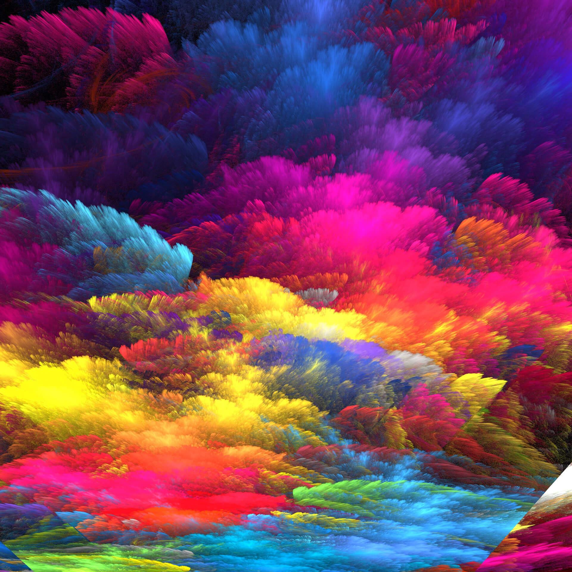 Rete e arcobaleno